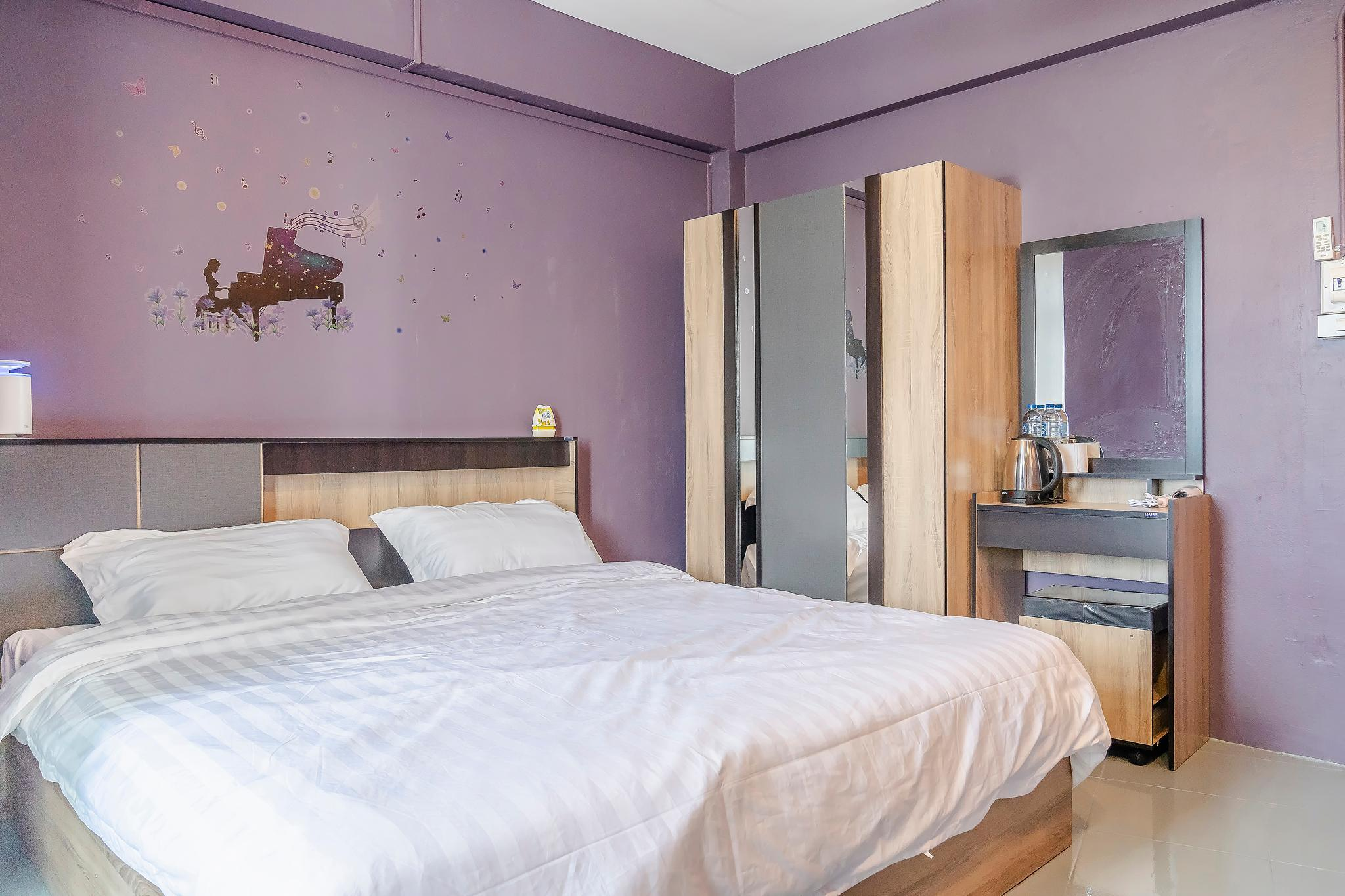SKX&Serviced Apartment Standard Double Room