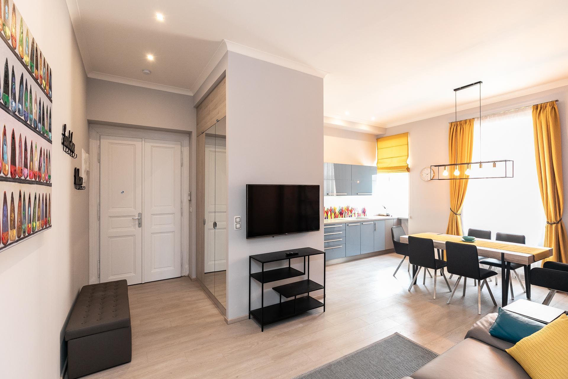 Luxury Modern Apartment No.31 In Prague Center