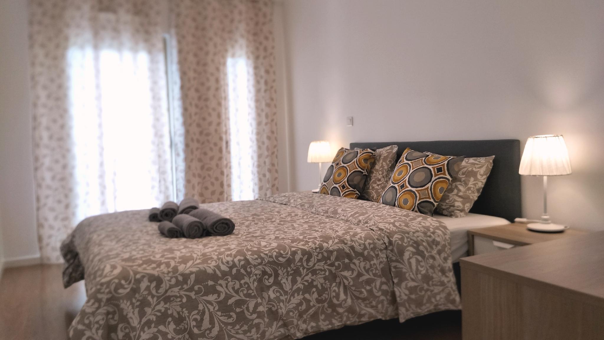 Lisbon Central Apartment In Entrecampos
