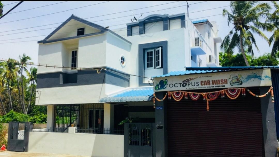 Emerald Service Apartment Srirnagam