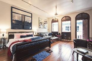 [プーケットタウン]アパートメント(35m2)| 1ベッドルーム/1バスルーム 2rooms Boutique House by Dhamarchitects - Room 1