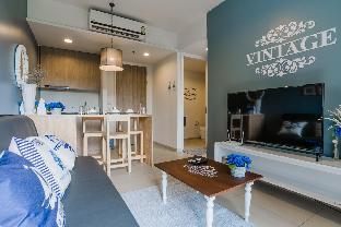 [パタヤ南部]アパートメント(35m2)| 1ベッドルーム/1バスルーム Grand Luxury Condo 10min Walking St Pattaya