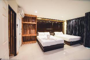 [クラビノイ]ヴィラ(300m2)| 4ベッドルーム/5バスルーム The narada 4 bedrooms private pool villa krabi
