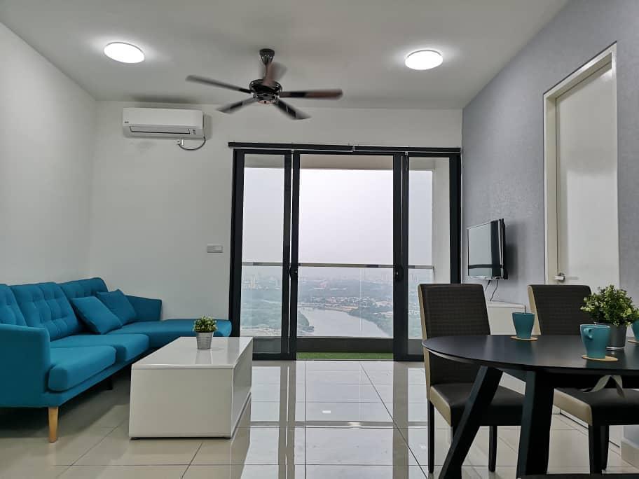 [NEW]Premium Homez Suite 2R2B with Sea View