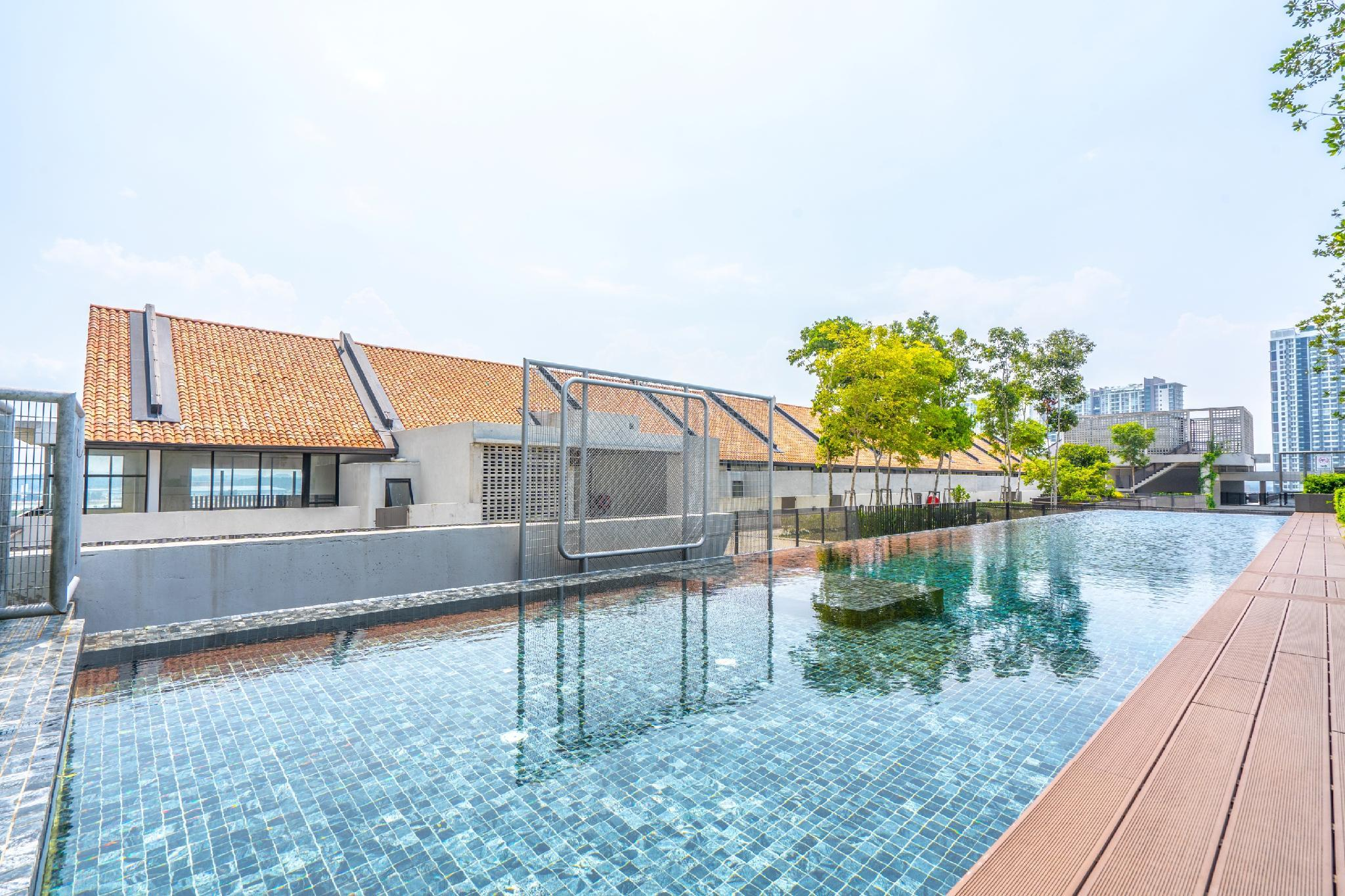 OYO Home 89376 Splendid 1br Tamarind Suites