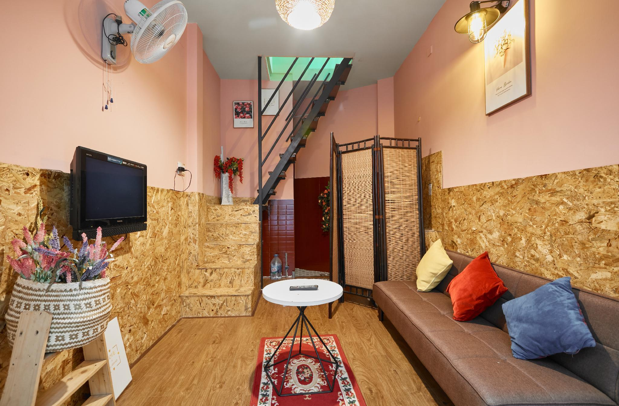 Cosyhomestay Bui Vien Center District 1
