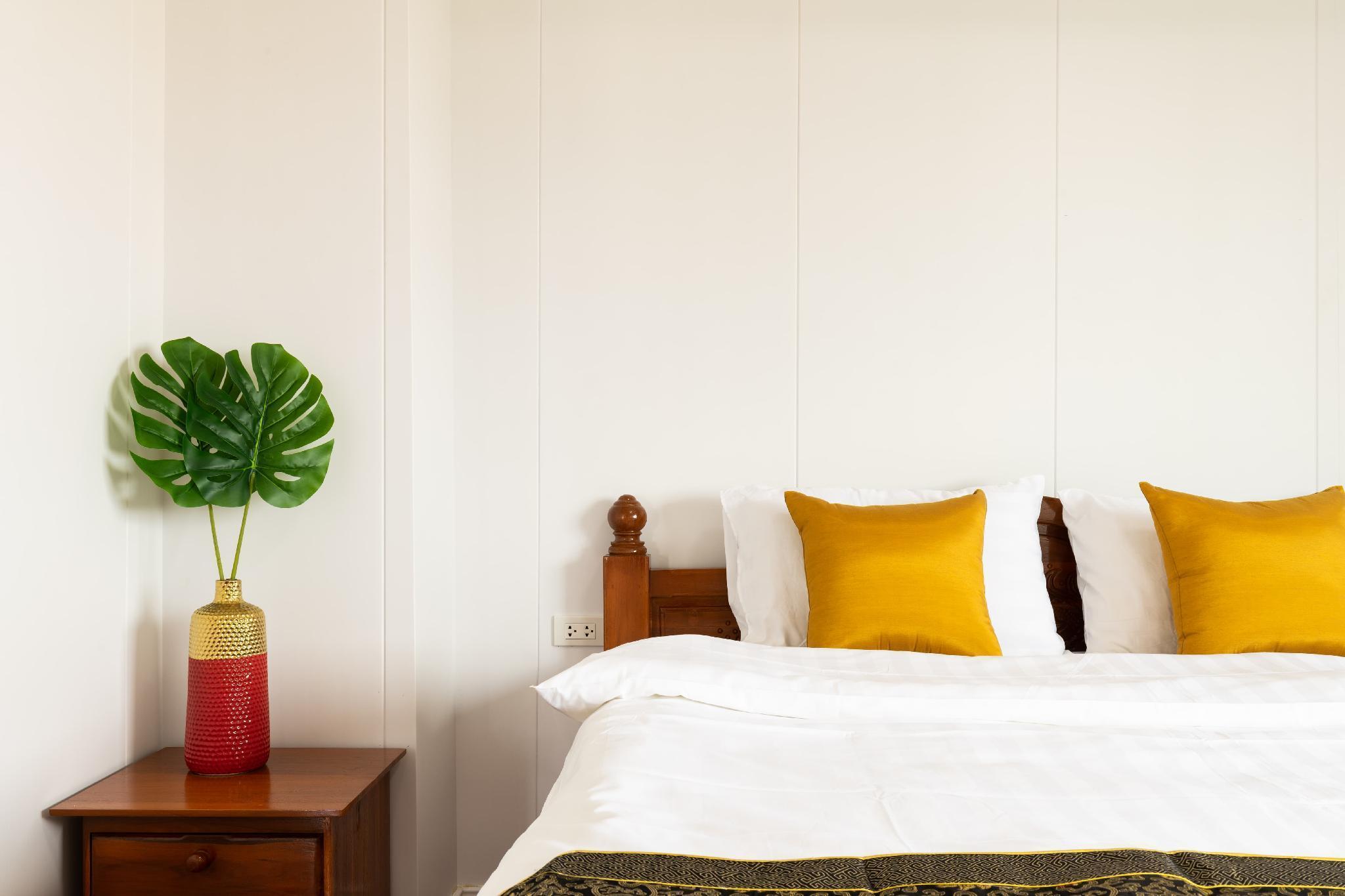 ITDouble bed king size+1LivingRoom อพาร์ตเมนต์ 1 ห้องนอน 1 ห้องน้ำส่วนตัว ขนาด 45 ตร.ม. – บางนา