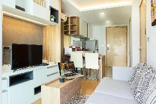 [スクンビット]スタジオ アパートメント(39 m2)/0バスルーム Breezy Condo Next To St Food&Night Life  IV