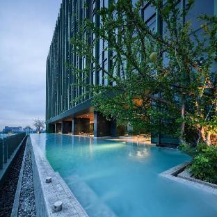 [サイアム]アパートメント(36m2)| 1ベッドルーム/1バスルーム High-view/37F pool/5Mins BTS/600M siam paragon