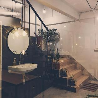 [ドンムアン空港](30m2)| 1ベッドルーム/1バスルーム Beige Poshtels Monochrome near DMK
