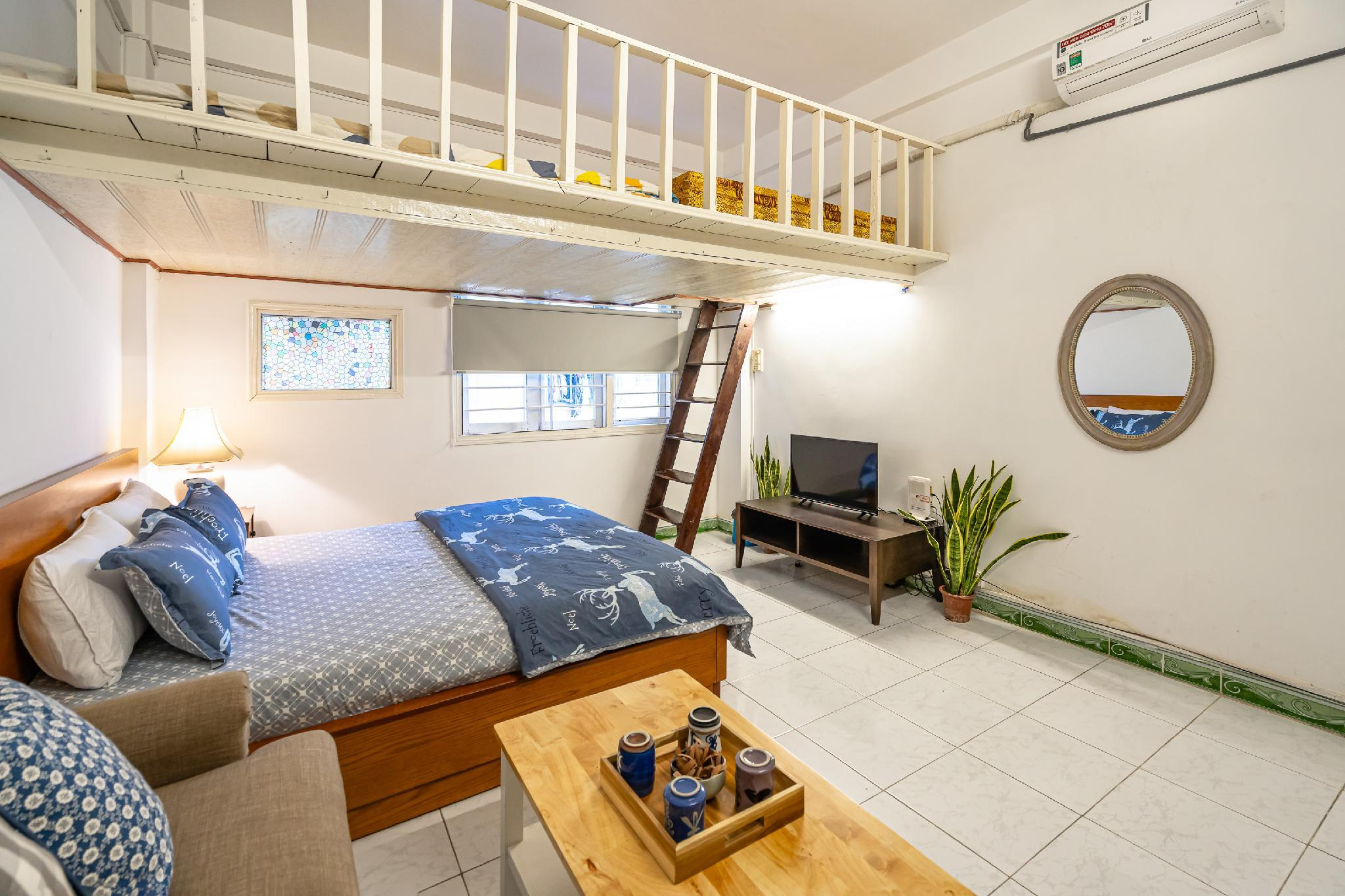 Cozy Spacious Apartment CentralDist1 2 6people