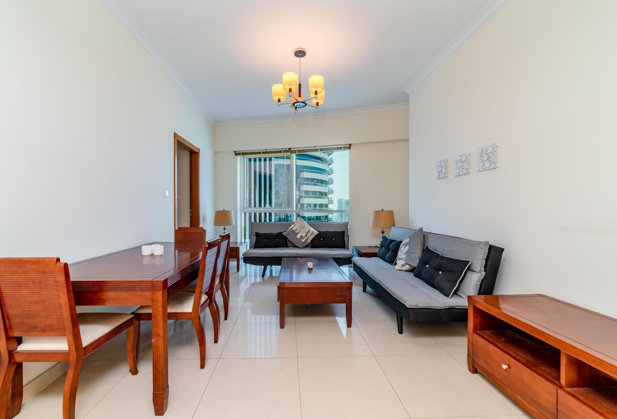 Stunning 1 Bedroom Apartment In JLT Near Metro