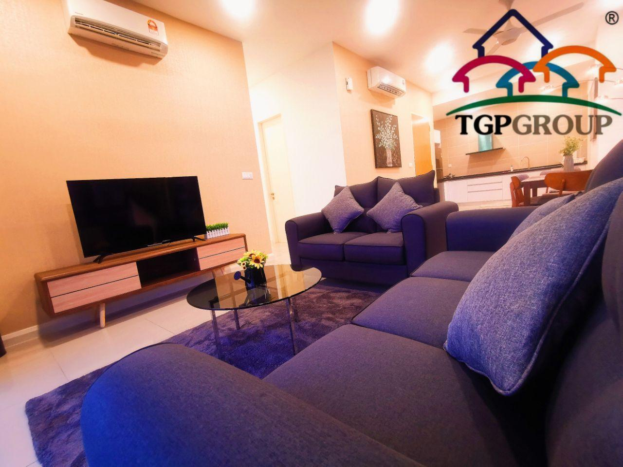Three Bedroom At D'Pristine Apartment  TGP