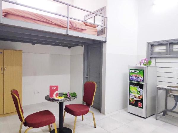 Mini Apartment so cozy Near By District 7 Ho Chi Minh City