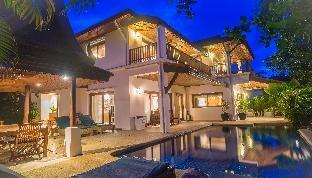 Beachfront Resort Villa Baan Leelavadee 4BR 4 ห้องนอน 4 ห้องน้ำส่วนตัว ขนาด 257 ตร.ม. – หัวถนน