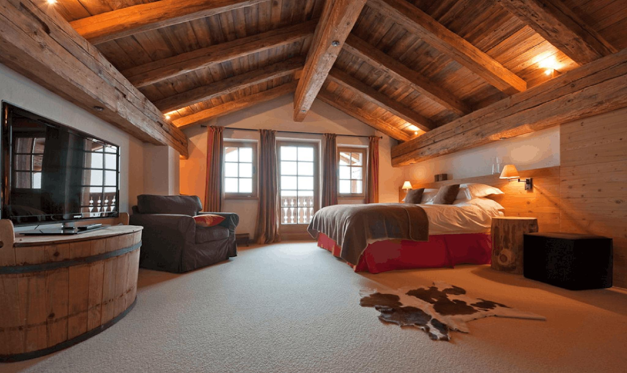 Luxurious Chalet For Winter And Summer Holidays