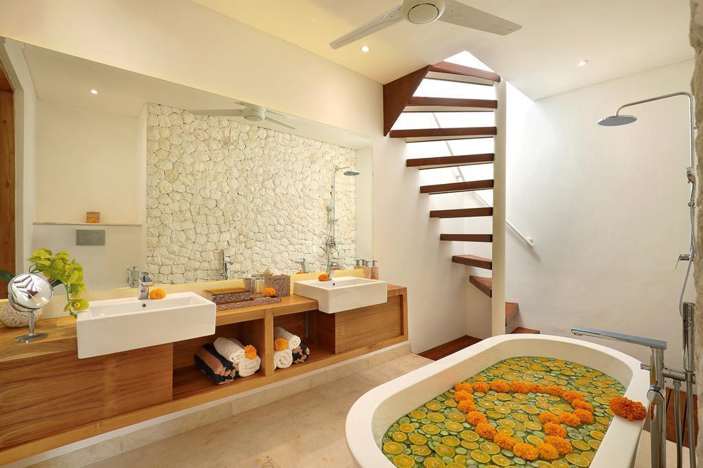 Romantic 1BR Villa W Private Pool&Bathtub Brkfast