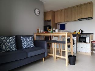 [ラチャダーピセーク]アパートメント(50m2)| 2ベッドルーム/2バスルーム StaycationBKK Huai Khwang MRT 5 mins! 2 Bedrooms!