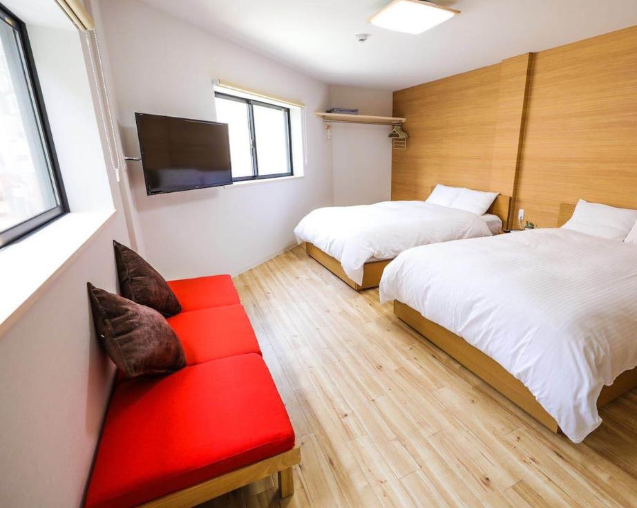 New Namba Family Morden Apartment Nihonbashi 5min