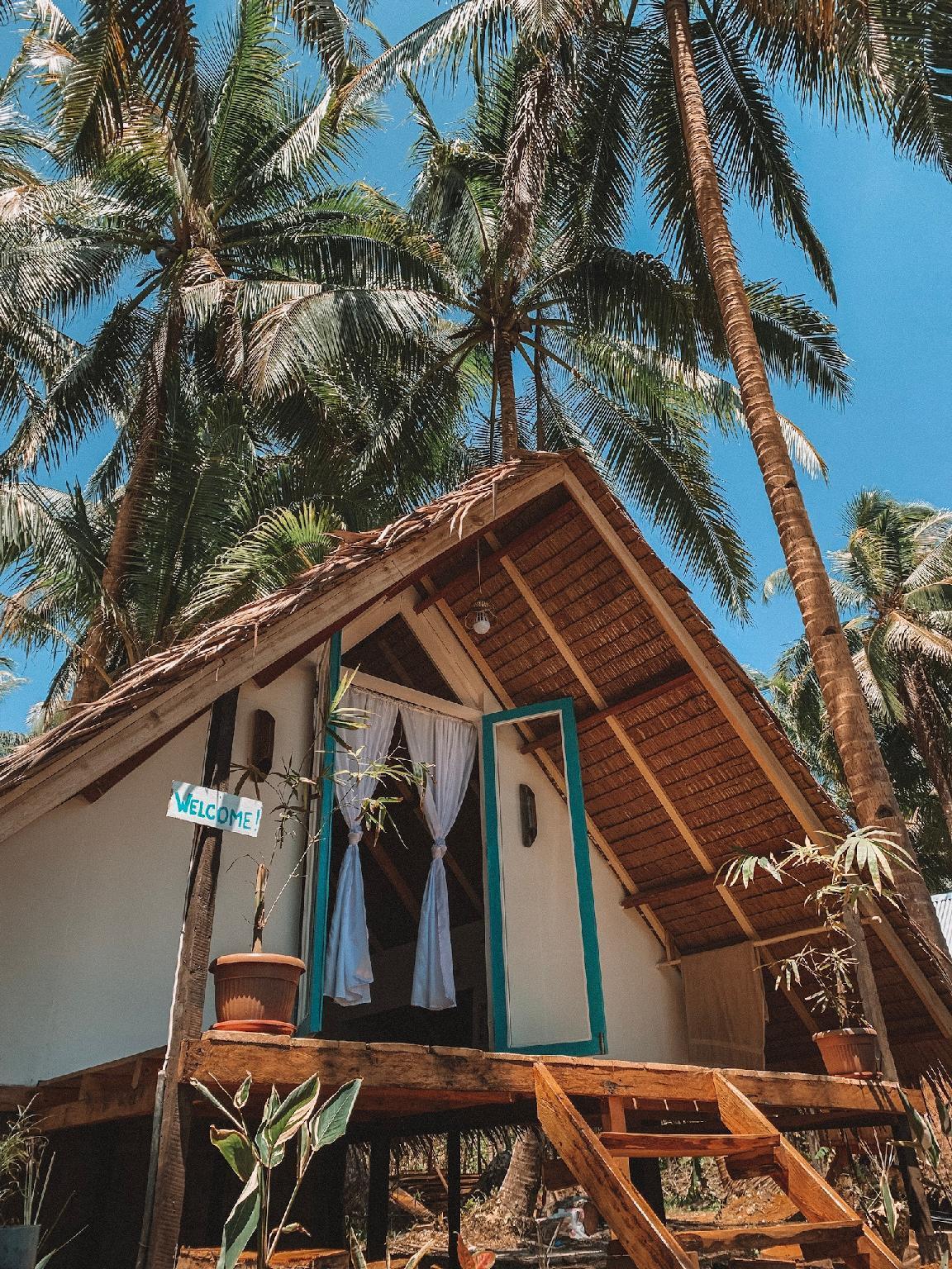 White Coco Hut Villa