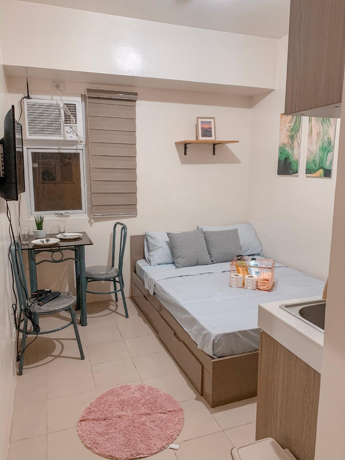 CleanandComfy Studio In Mandaluyong Near SM Megamall