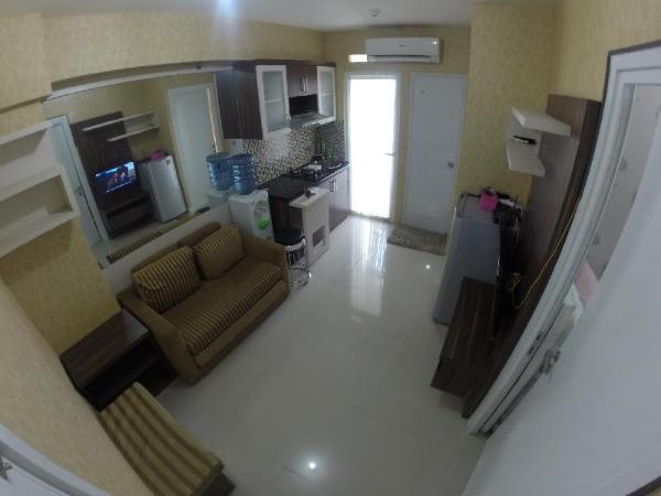 2 BR Apartement in Central Jakarta  Jakarta