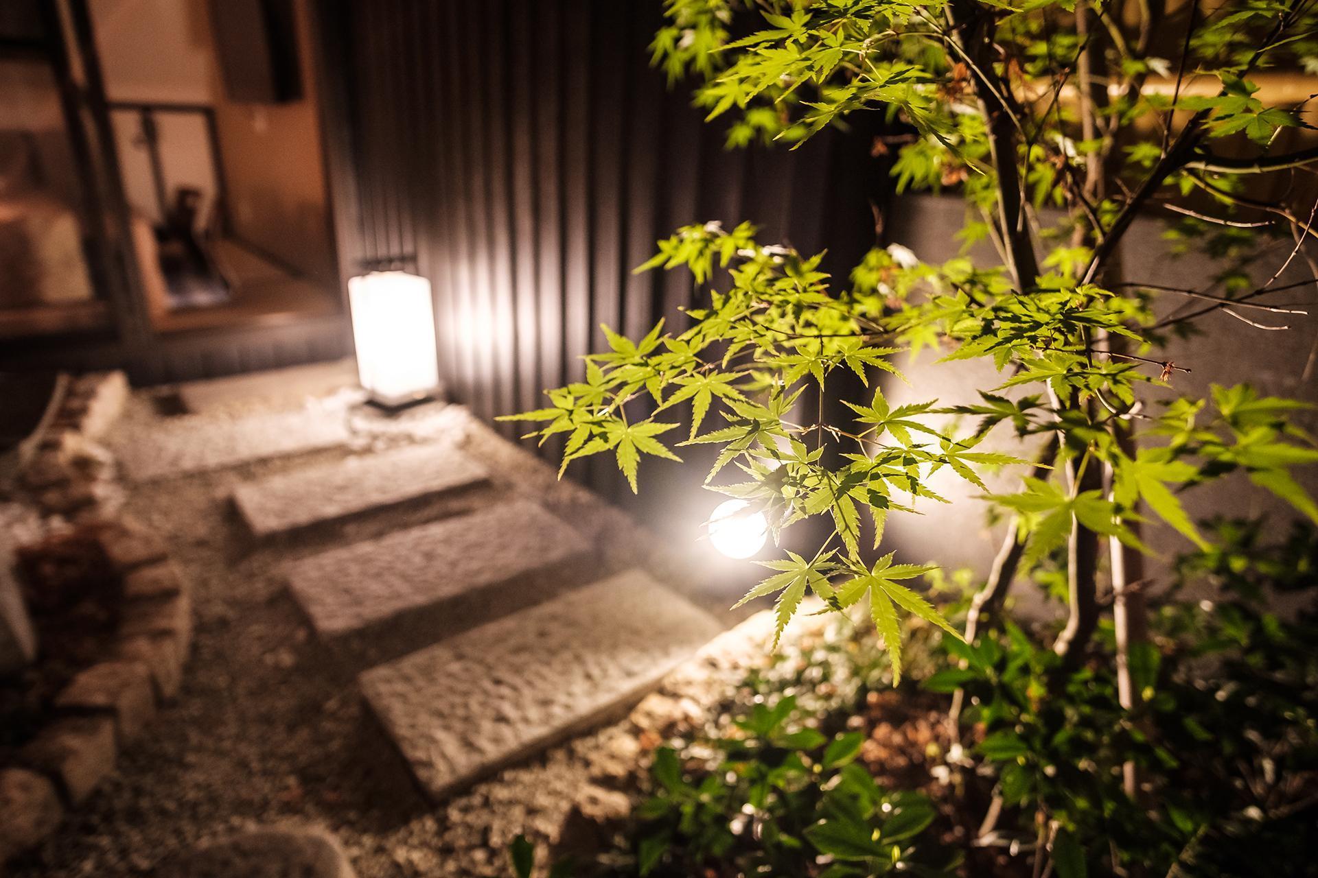 Kyomachiya Bettei   Centural Kyoto With Garden