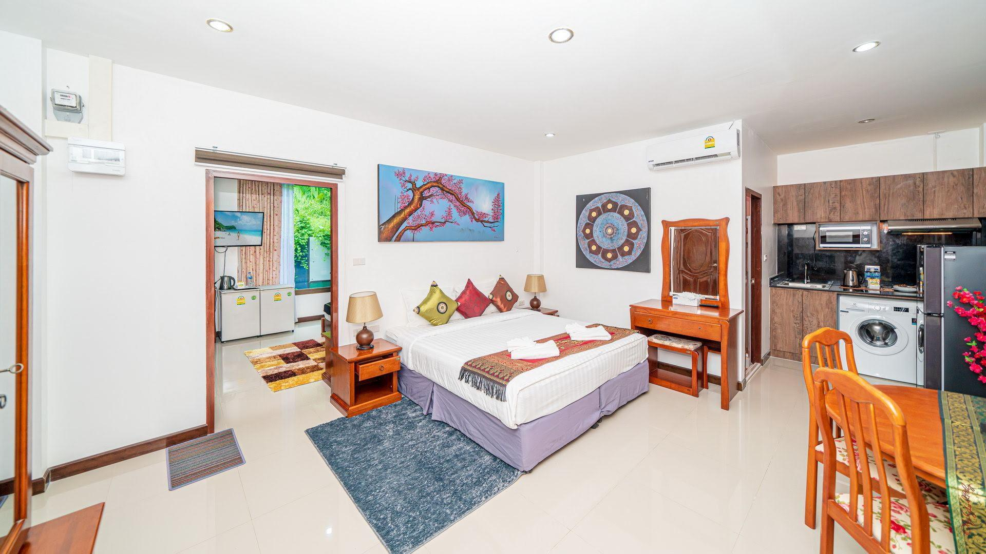 Two Bedroom Apartments With A Terrace Nai Harn