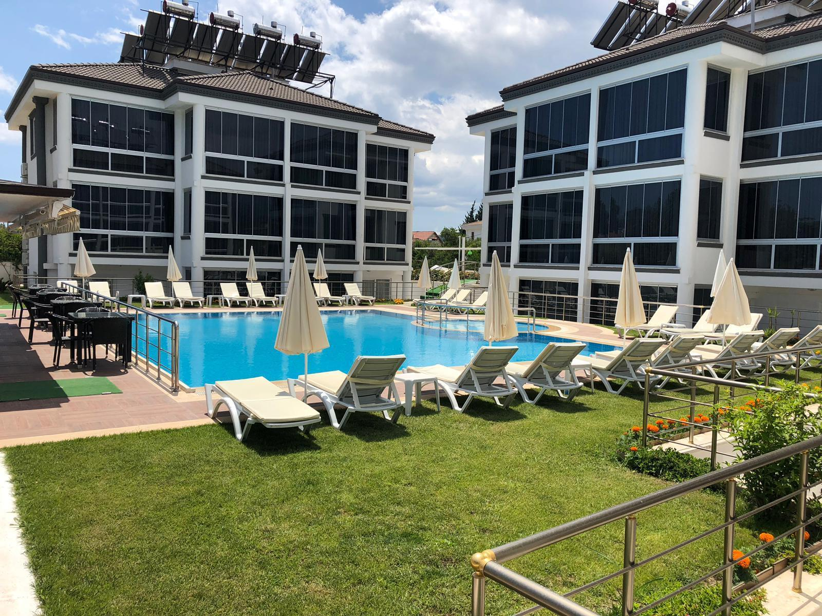Great Apart Hotel For Families In KEMER ANTALYA