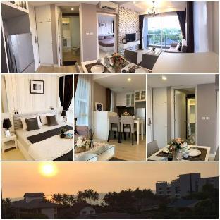 [バンセーン]アパートメント(37m2)| 1ベッドルーム/1バスルーム The Exclusive Seaview 1 bedroom suite @ Bangsaen