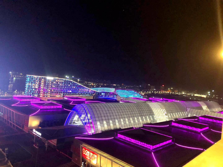 Qingdao World Expo City  Double Bed Sunshine  Room