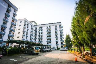 [市内中心部](30m2)| 1ベッドルーム/1バスルーム Mountain View: Top Floor (7th) Wiangwalee Place