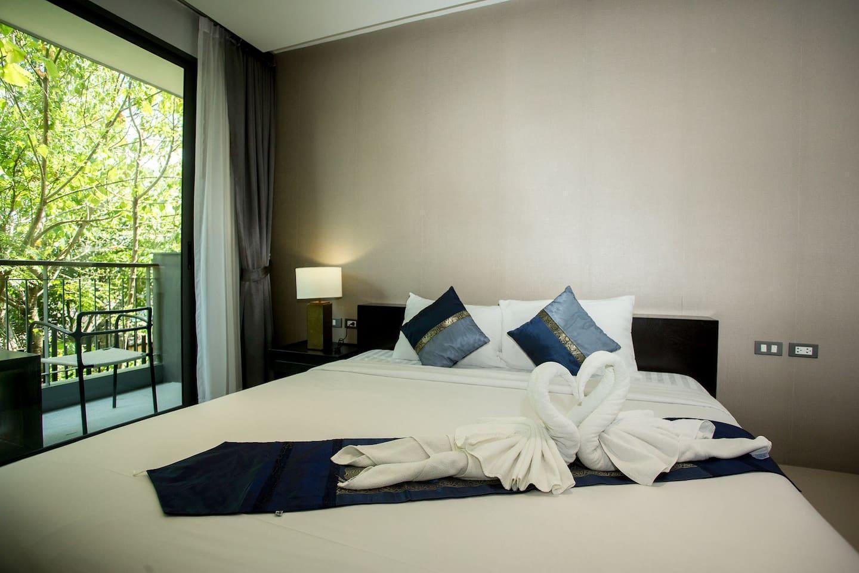 Emerald Terrace Patong-Studio 1 By Golden Legal 1 ห้องนอน 1 ห้องน้ำส่วนตัว ขนาด 35 ตร.ม. – ป่าตอง