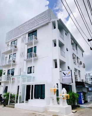 [プーケットタウン]アパートメント(25m2)| 1ベッドルーム/1バスルーム Cozy Studio(07) close to City Center @White Sand