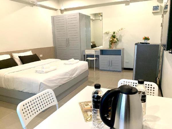 Cozy Studio(07) close to City Center @White Sand Phuket