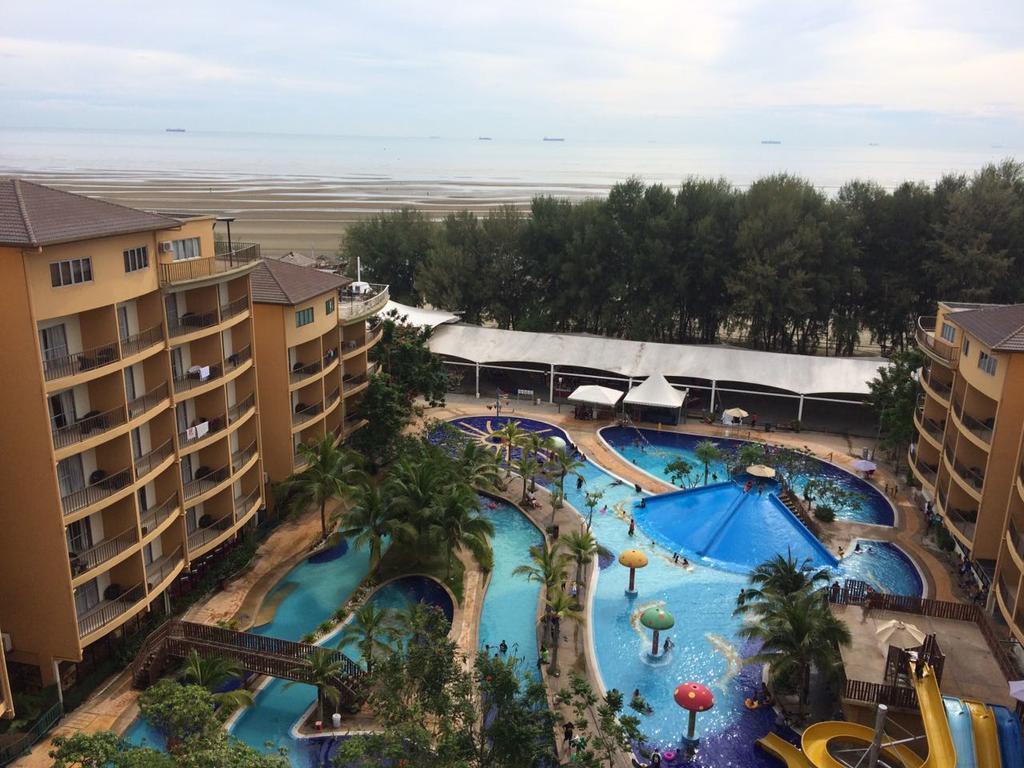 Gold Coast Morib Resort @ Sunshine Beach View