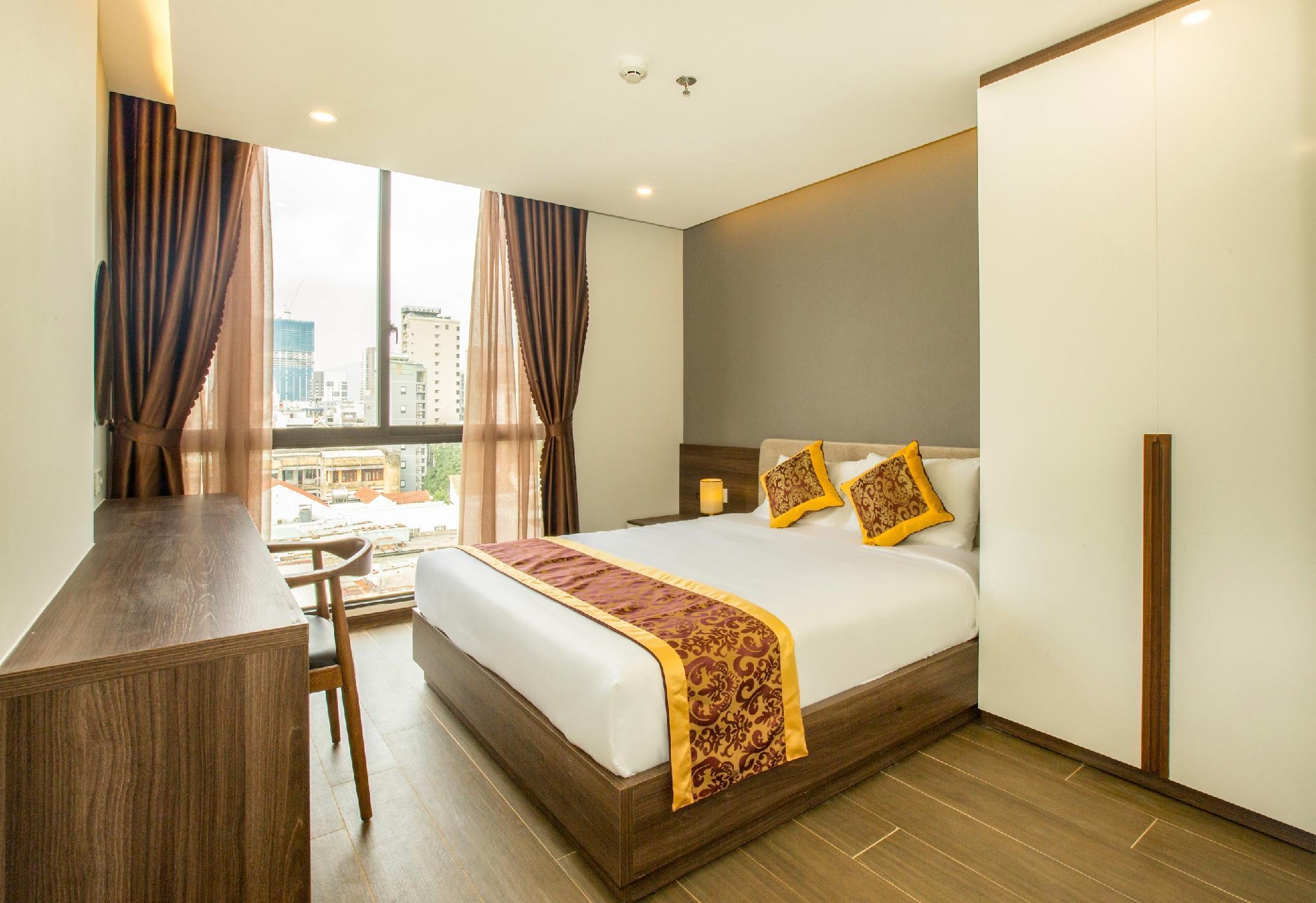 Citypoint Apartment   Single Queen Size Bedroom