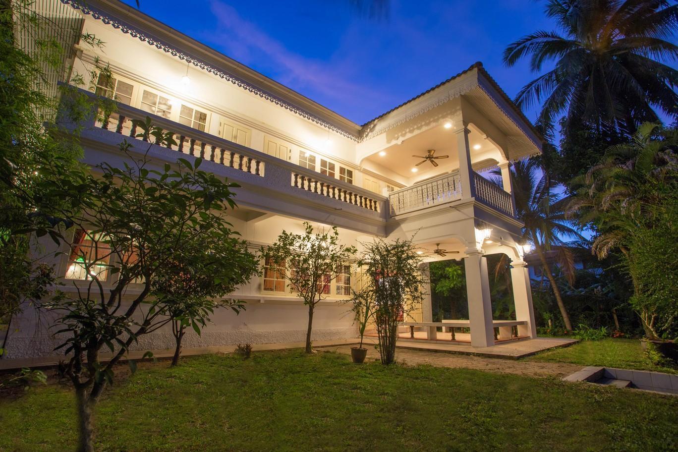 Beautiful 4 bed villa short walk from the beach วิลลา 4 ห้องนอน 3 ห้องน้ำส่วนตัว ขนาด 286 ตร.ม. – แม่น้ำ