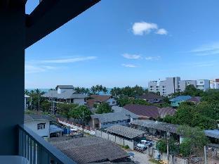 [バンセーン]スタジオ アパートメント(27 m2)/1バスルーム Chic room @ Bangsaen near Wonnapha beach