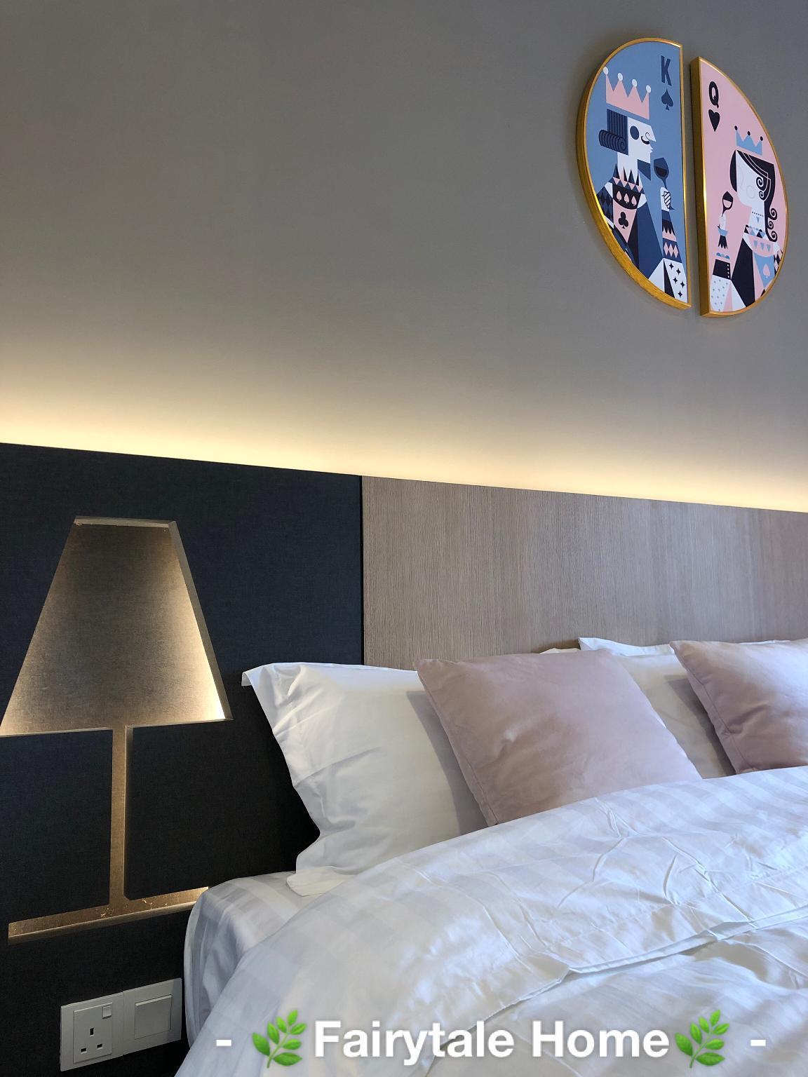SwissGarden Resident SOHO Room 4PAX FreeWifi