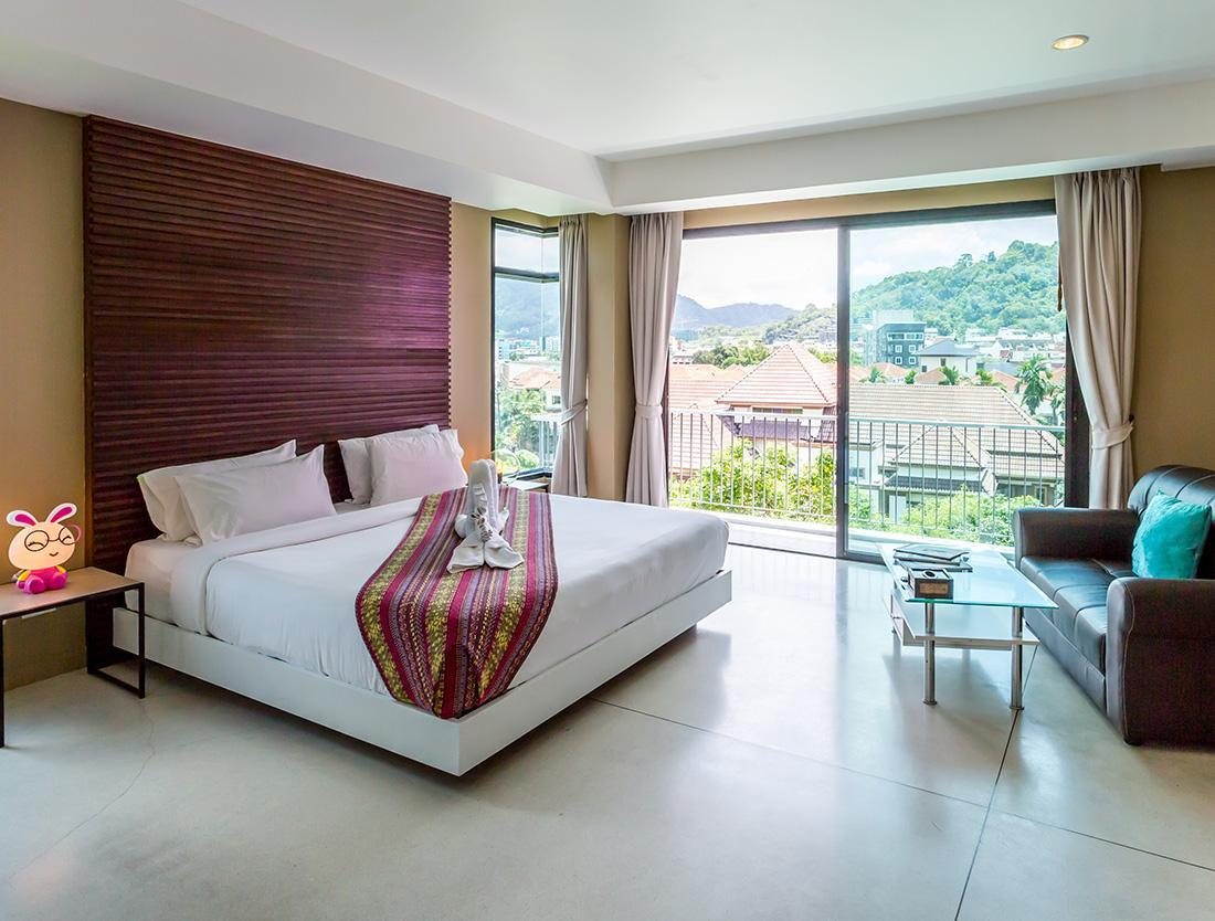 Sunny Coast Boutique Resort 29BR W Pool In Patong