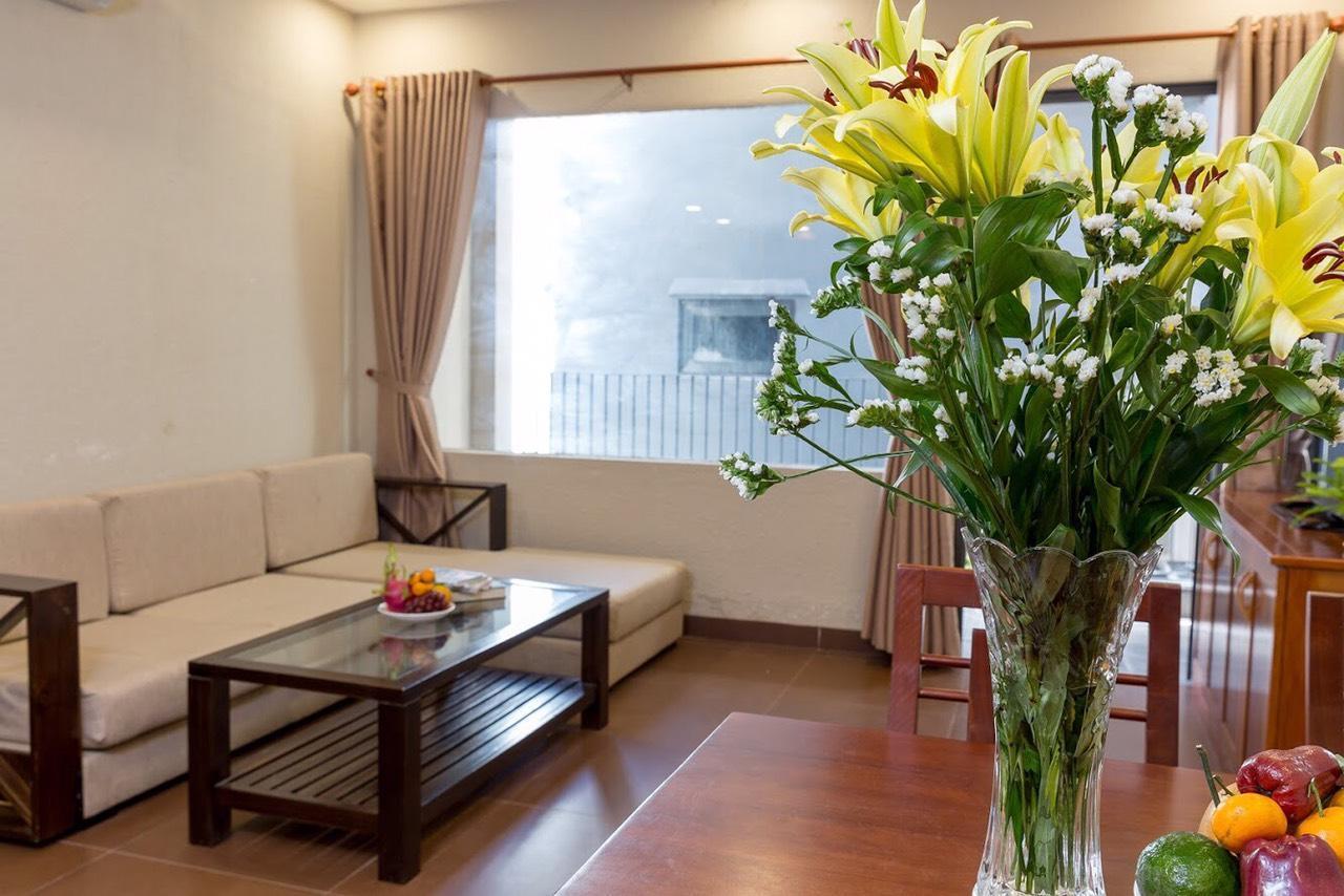 Luna Service Apartment Room 4B