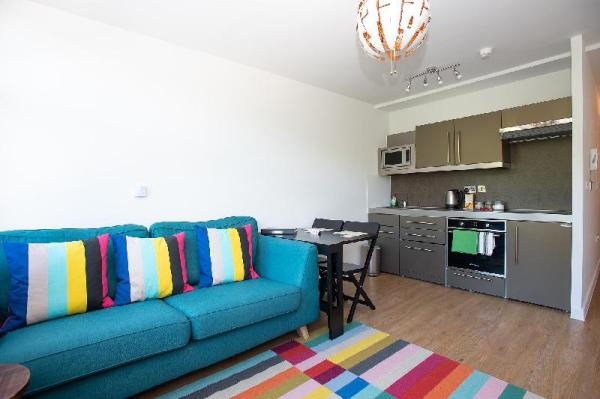 Modern 1 Bed Apartment in City Centre - 304 Southampton