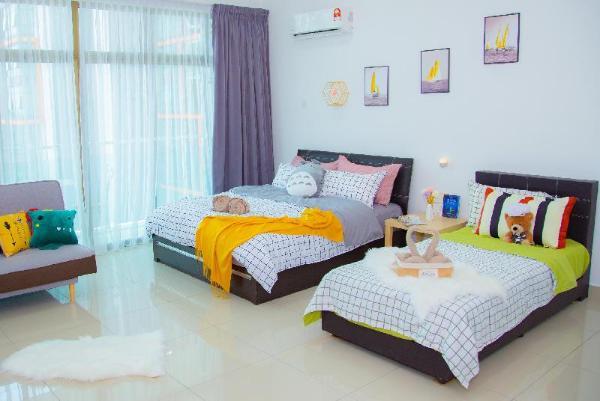 Viva Homestay @ JB Mount Austin Palazio Johor Bahru