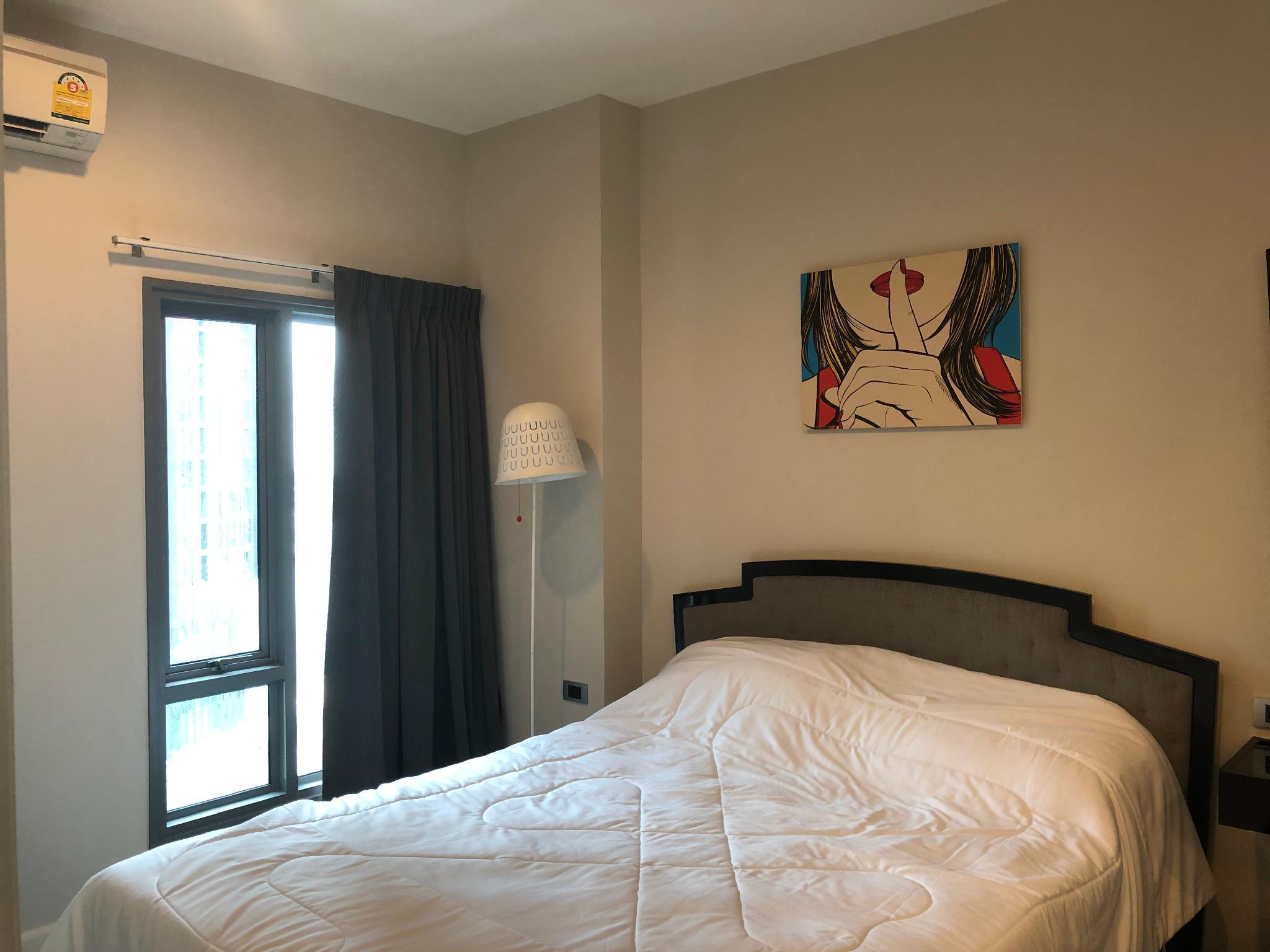 The Crest Sukhumvot 34 near BTS Thonglor อพาร์ตเมนต์ 1 ห้องนอน 1 ห้องน้ำส่วนตัว ขนาด 36 ตร.ม. – สุขุมวิท