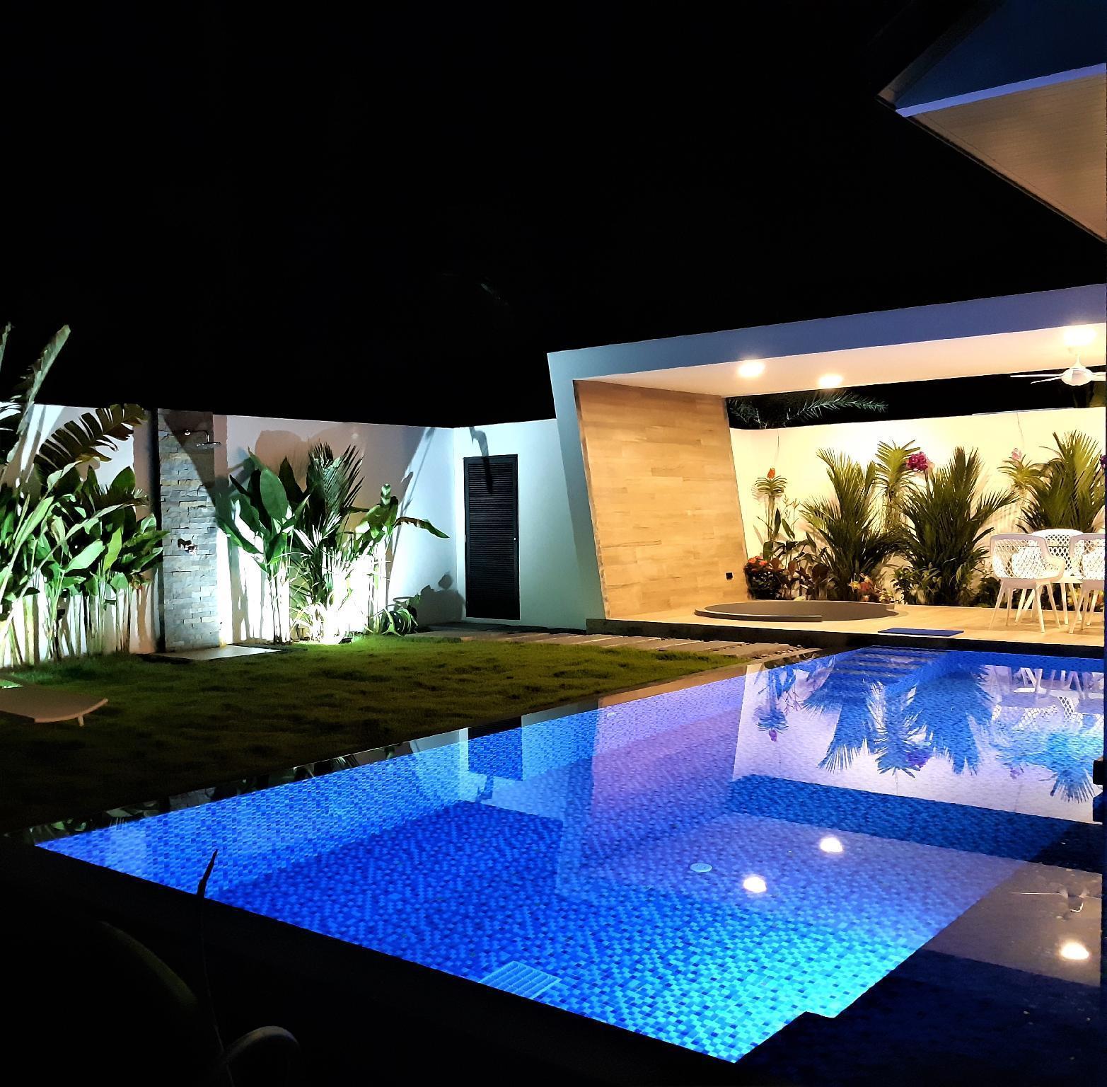 VILLA KHAO MANEE วิลลา 2 ห้องนอน 2 ห้องน้ำส่วนตัว ขนาด 102 ตร.ม. – ในทอน