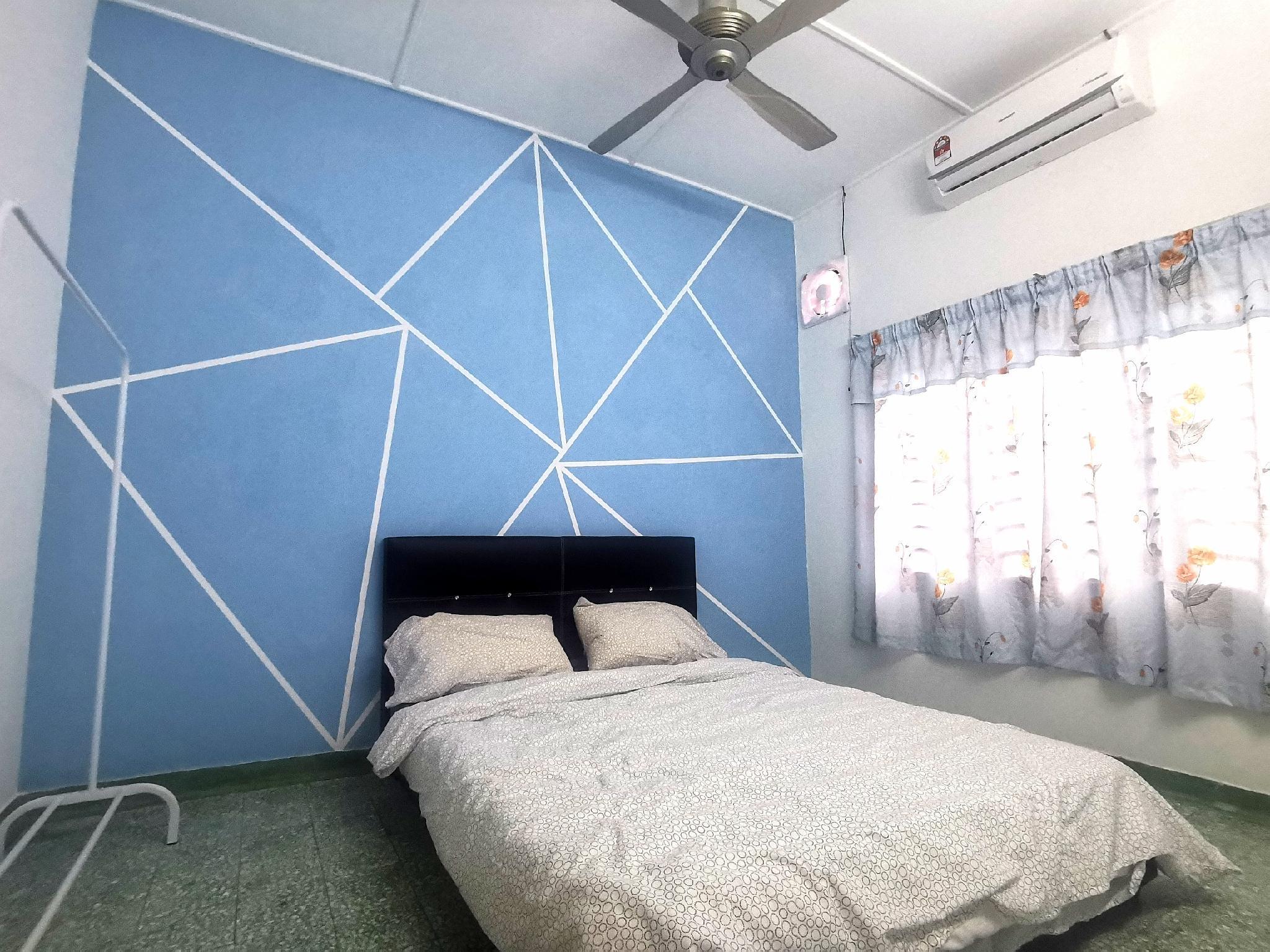 A's House Eng Ann Berkeley 10 14pax Homestay