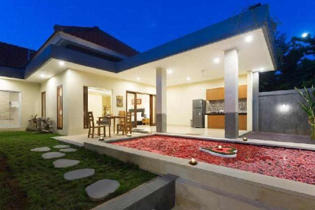 Romantic Getaway Pool Villa Kubu P Villa