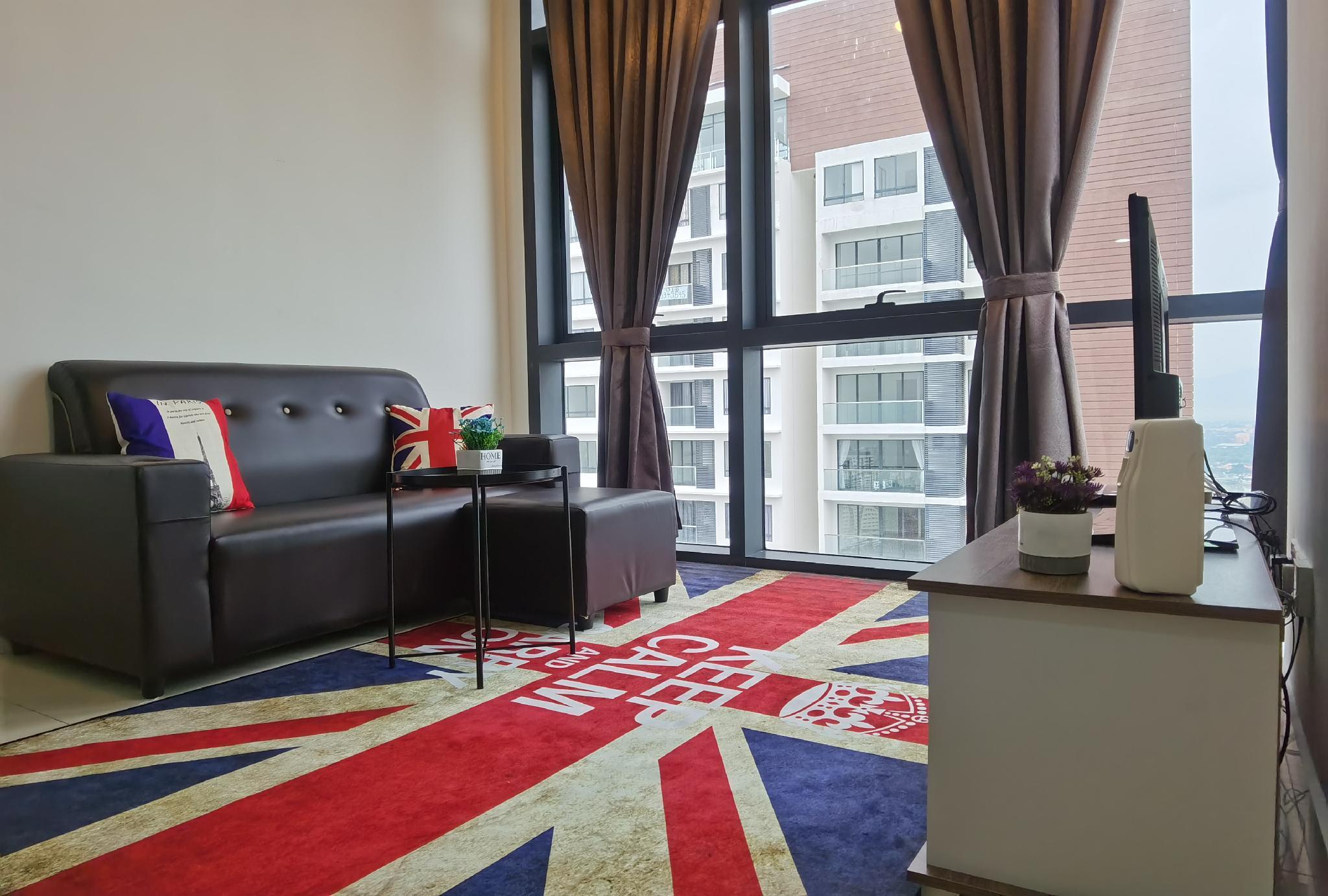 NEW Exclusive Duplex Homez Suite 2 6pax@Econ Save