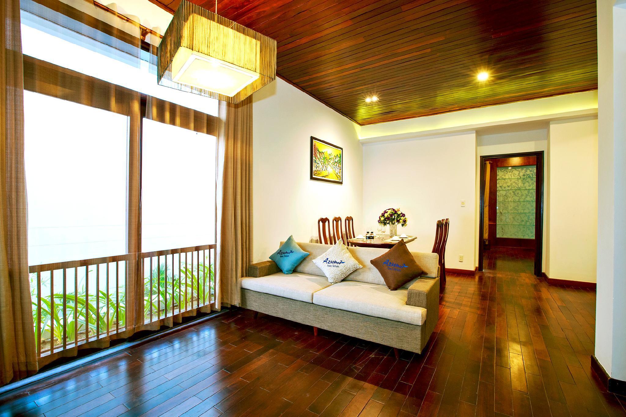 Azumi 03 Bedroom First Floor Apartment Hoian